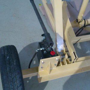 Transporteri sa hidrauličnom dizalicom