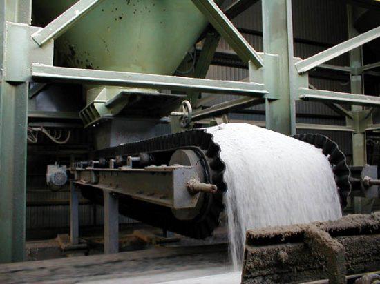Agrohem – artificial fertilizers: Dosing conveyors