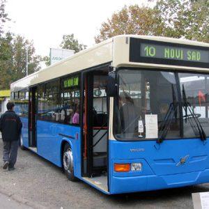 GSP Novi Sad – stari tip neonki