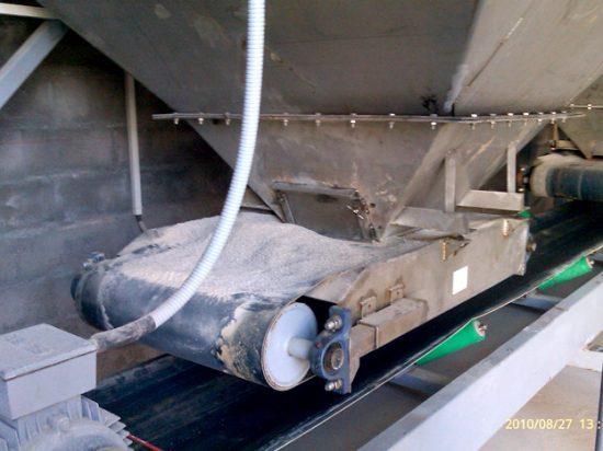 Novoprom AD, Modriča - Artificial fertilizers factory: Dosing conveyors