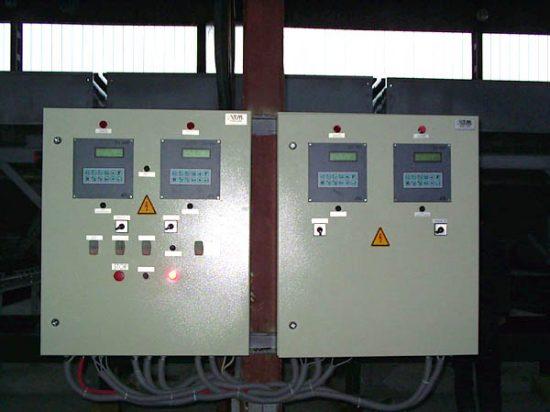 Smederevo – a mixer for artificial fertilizers production: Dosing conveyors